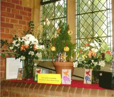 St Michaels & All Angels Church – Christmas Displays
