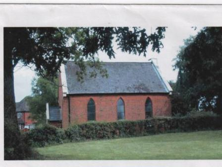 A History of Three Mile Cross Methodist Church – NEW BOOK LAUNCH – JUNE 2013!