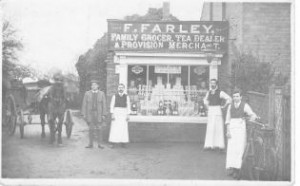 F Farley Tea Rooms