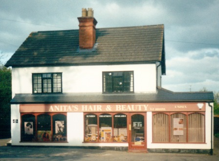 A Short History of Anita's and Roses Bungalow