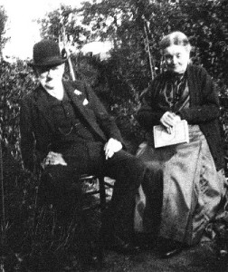 Mr & Mrs Beesley - of Beesley's Stores