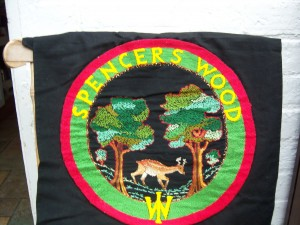 Banner of WI - Spencers Wood