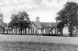 One of the Original Schools in Spencers Wood