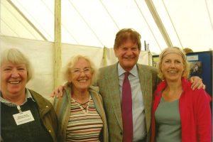 John Madejski, Patricia, Margaret & Jeannie - web