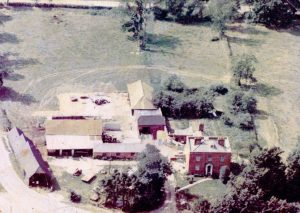 Great Lea House Farm, 1936 (donated by Bob Watkins)