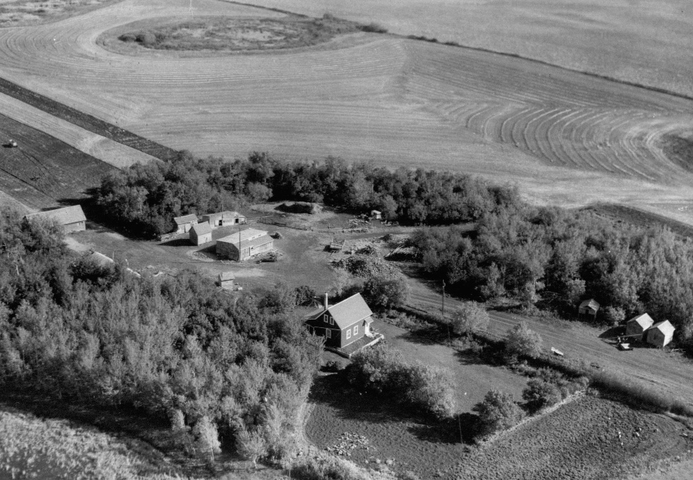 Farms and Farming in Spencers Wood