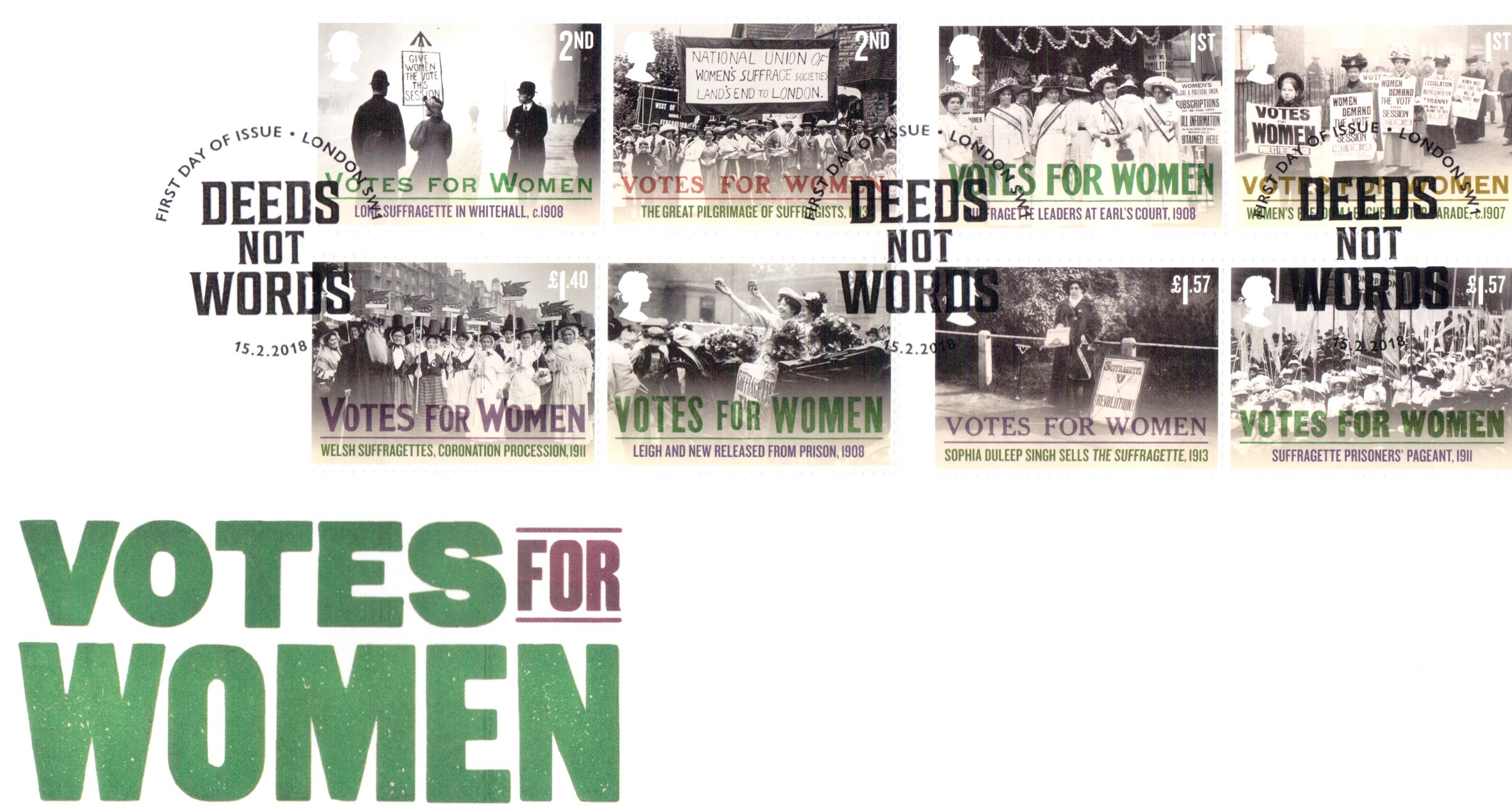Women's Votes in Spencers Wood