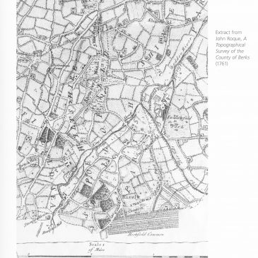 Brief Early History of Spencers Wood