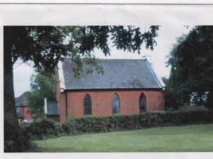Three Mile Cross Chapel